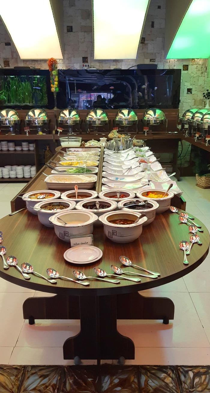 صبحانه ملل یزد، رستوران ملل یزد با تخفیف ویژه سفارش در سایت یزد ارزان