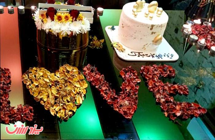 رستوران ملل یزد در یزد ارزان - تولد در رستوران ملل